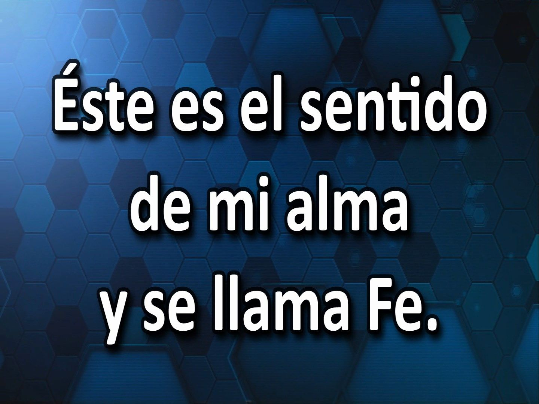 El sentido de la Fe – Prof. Osmín Rodríguez